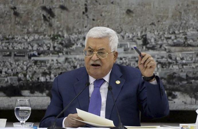 Filistin yönetimi, İsrail ile yapılan tüm anlaşmaları askıya aldı