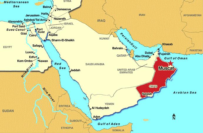 Körfez'in sessiz ülkesi: Umman