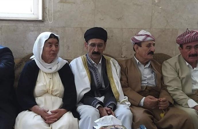 Türkiye'den Ezidilere tebrik