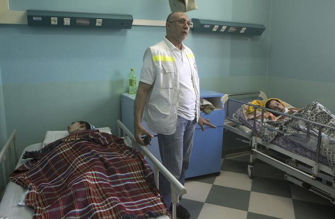 Gazze'de ilaç yokluğu hastaların hayatını tehdit ediyor