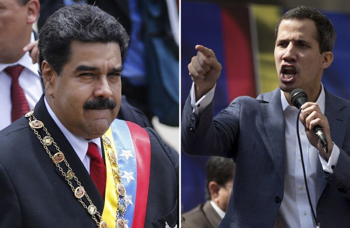 Maduro-Guaido görüşmeleri yeniden başlıyor