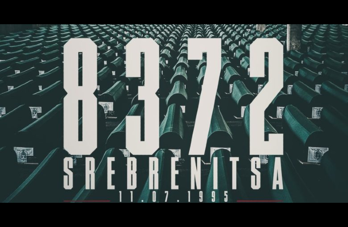 Srebrenitsa soykırımının sekiz aşaması