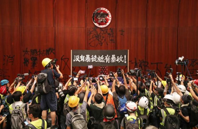Hong Kong'da Çinli kimliği zayıflıyor