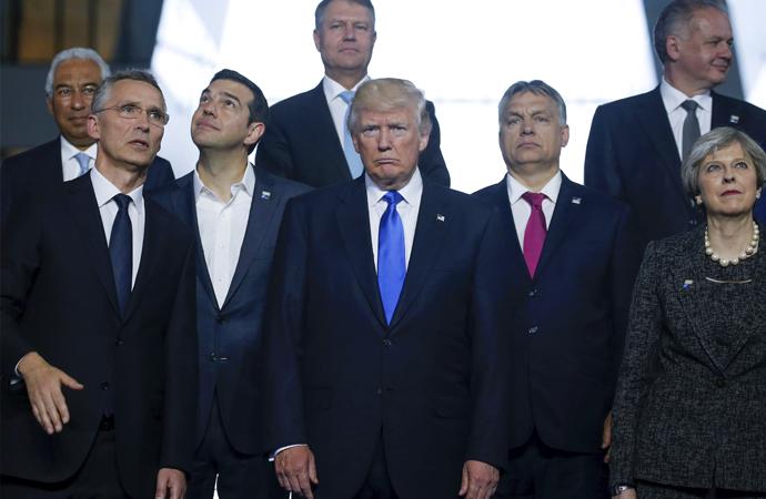 Türkiye'yi NATO'dan çıkarmayı düşünüyorlar mı?