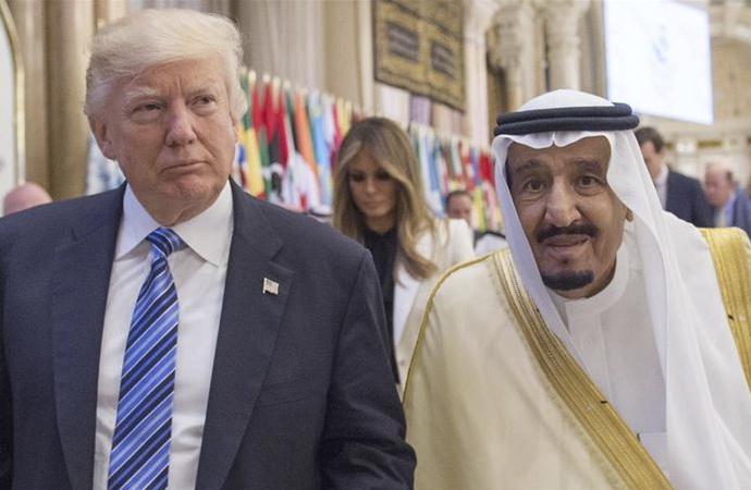 Suud Kralı, yeni ABD askerlerine onay verdi