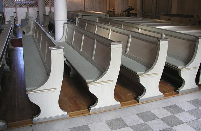 Kiliseler Almanya'da zayıflamaya devam ediyor