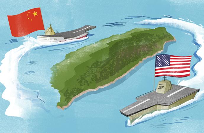 ABD'den silah alacak Tayvan'a Çin demiryolu