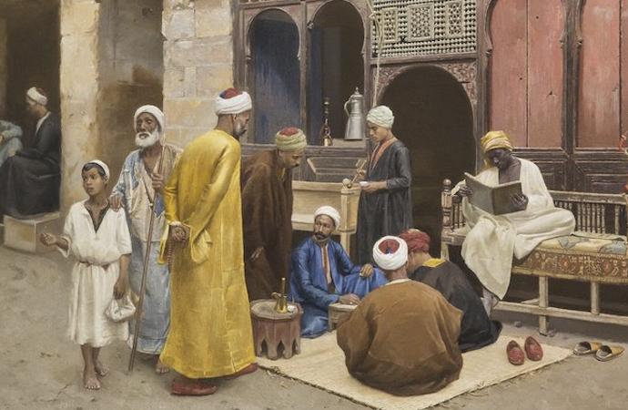 İslam Dünyası Batı Sanatını Nasıl Etkiledi?