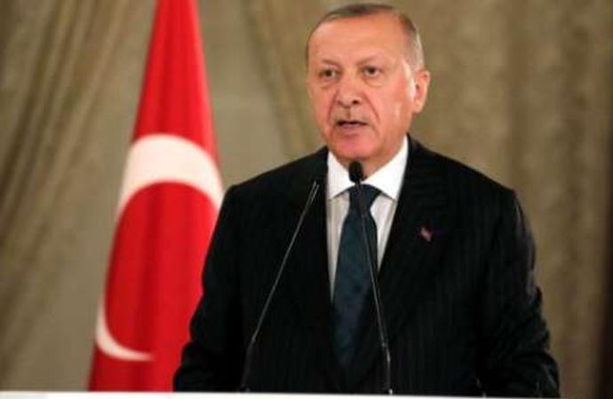 Erdoğan: 'Dava terk edilmez'