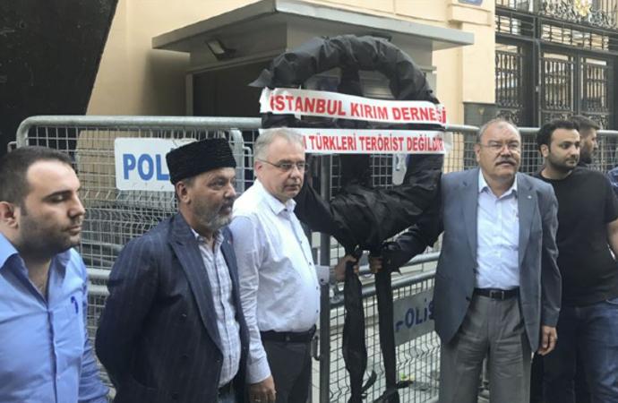 Kırım Tatar Türkleri destek bekliyor