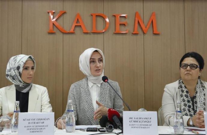 KADEM'den 'Sorosçu' iddialarına yanıt