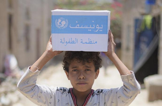 Yemenlilere destek fonuna para aranıyor