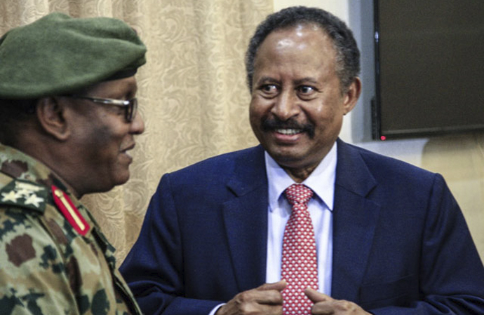 İngilizlerle iltisaklı yeni Sudan Başbakanı