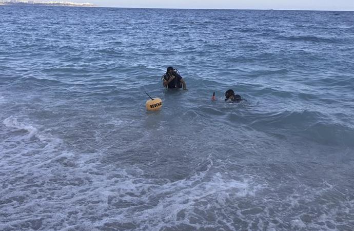 İki kişiyi kurtarmak için denize giren Libyalı hayatını kaybetti