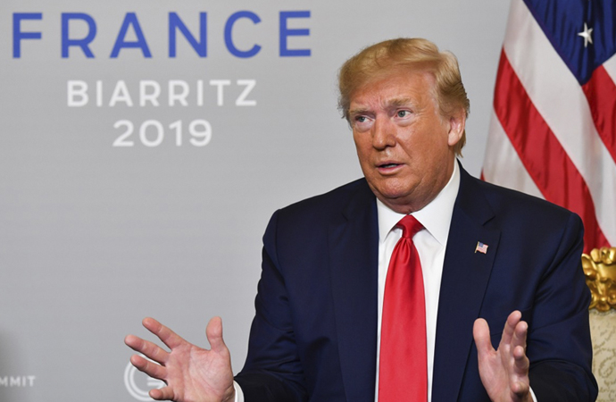 Trump'tan Çin ve İran'a ılımlı mesajlar