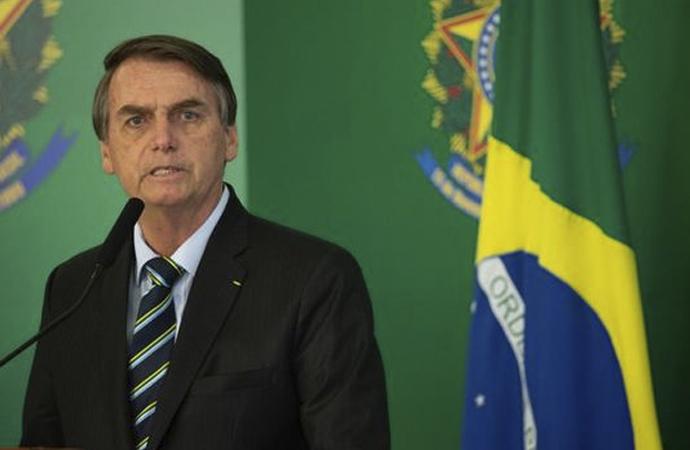 Brezilya, G7 üyelerinin Amazonlar için yardım teklifini reddetti