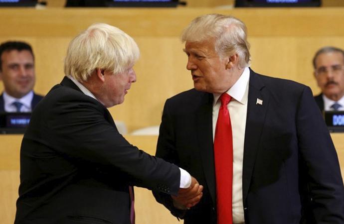 AB'den uzaklaşan İngiltere, ABD'ye yaklaşıyor