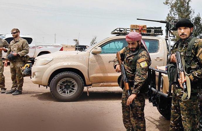 YPG/PKK çekilirken yerini 'yerel birlikler'e bırakıyor