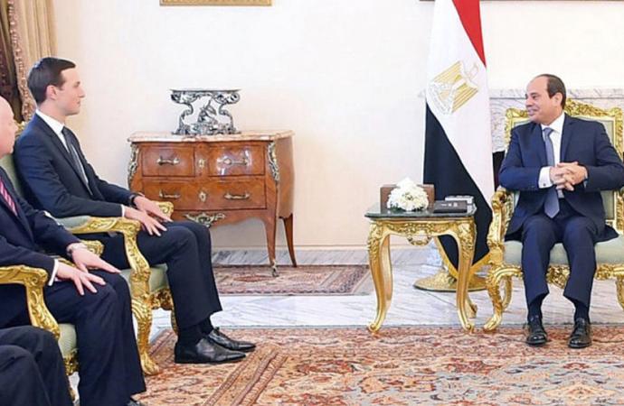 ABD temsilcileri Mısır'da