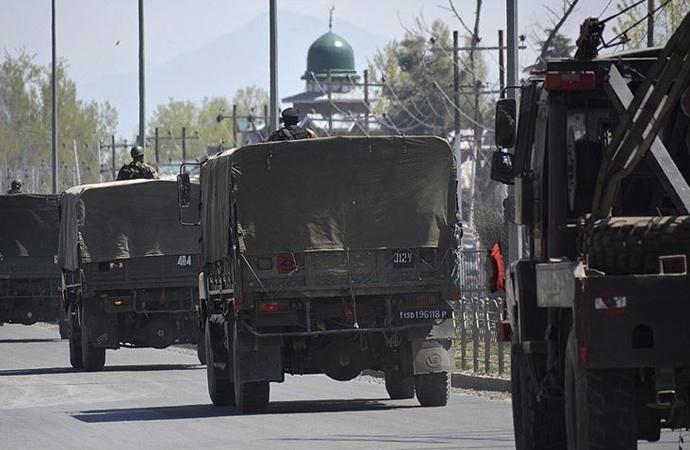 Keşmir'de Müslümanlar tedirgin