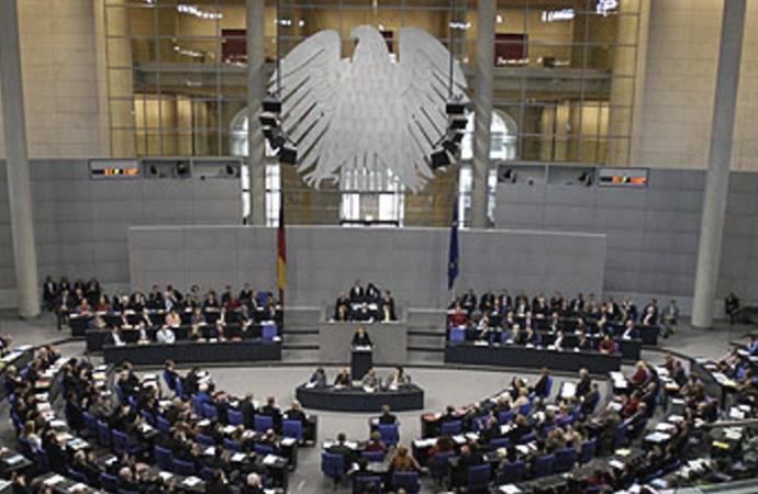 Alman Meclisinden, Çin Büyükelçisine mektup
