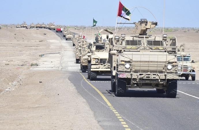 BAE, Yemen'den kaçmak istiyor
