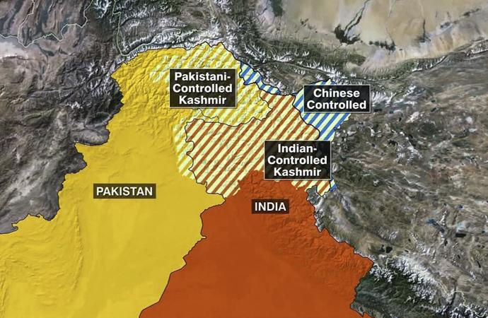 Pakistan-ABD yakınlaşmasının Hindistan'daki izdüşümü!
