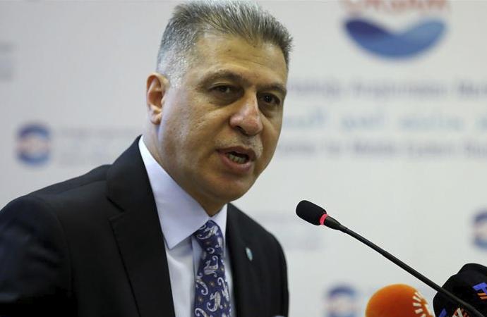 Kerküklü Türkmen lider Ankara'da konuştu