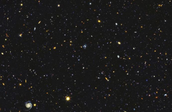 39 büyük galaksi tespit edildi