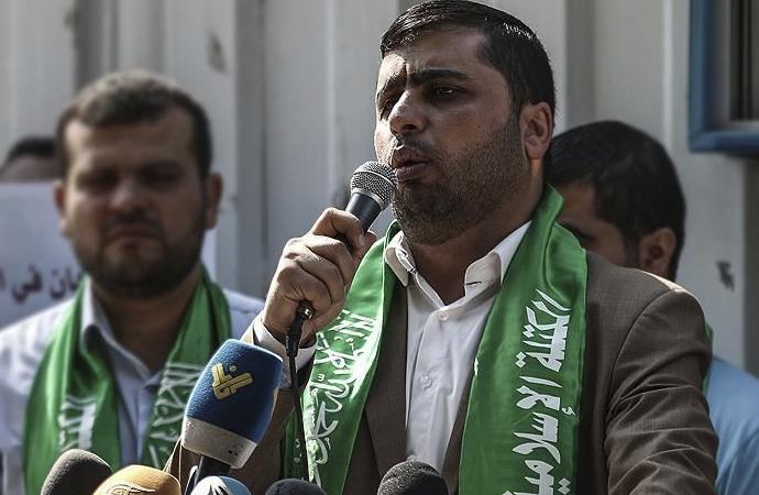 Hamas: 'Eylemlerimiz İsrail'in sistematik terörüne karşılık'