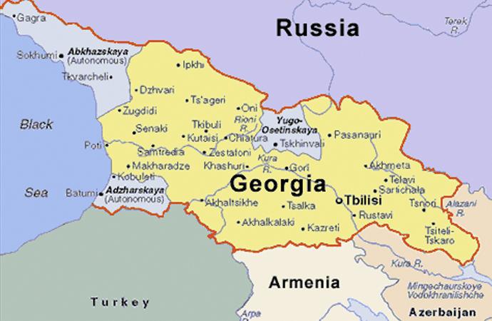 Gürcistan Cumhurbaşkanı Zurabişvili: Gürcistan Avrupa'yı seçti