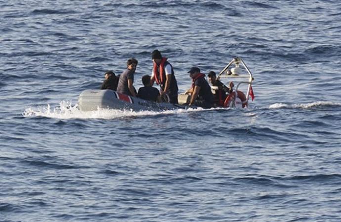 Türkiye'den Avrupa'ya geçmek isteyen 235 bin göçmen yakalandı
