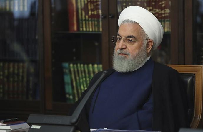 Hamaney'in ofisinden Ruhani'ye uyarısı