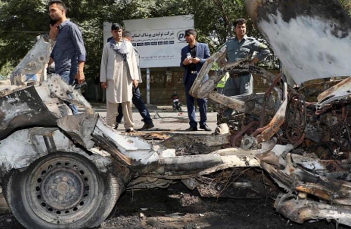 Afganistan'da 6 ay içinde 3 bin 800 kişi hayatını kaybetti