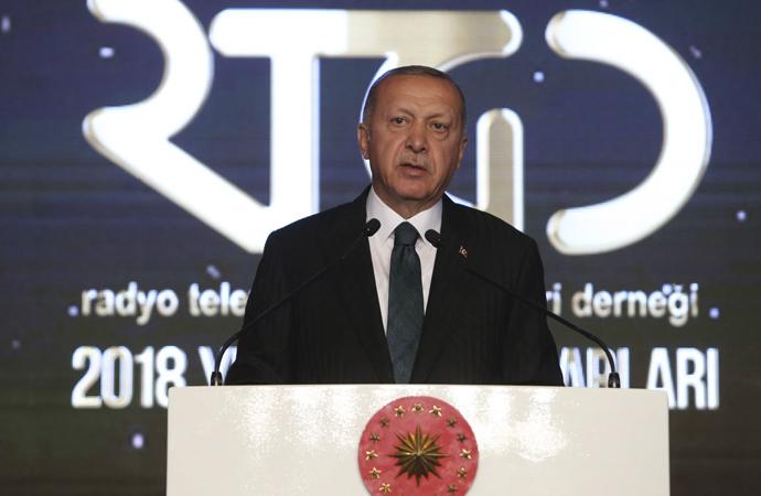 Erdoğan: 'Siyasetçinin görevi gerçekleri söylemektir'