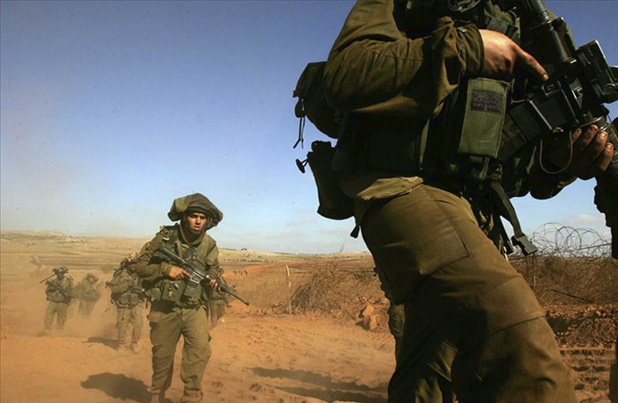 'İsrail, İran kuşatmasının vurucu gücü haline geldi'