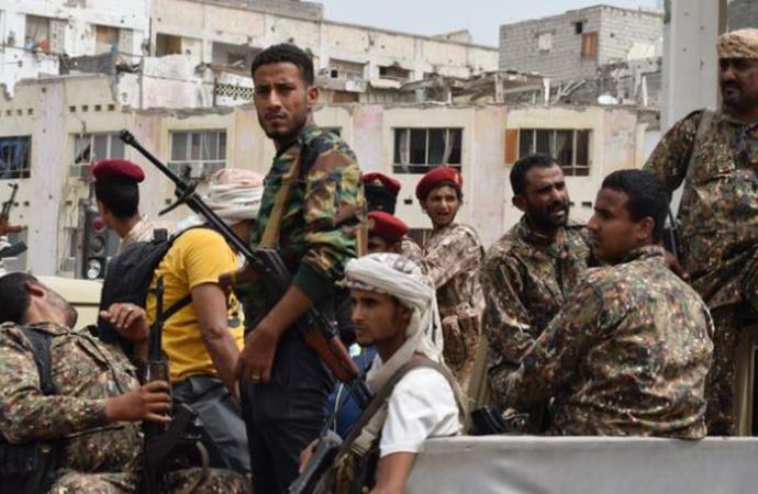 Arabistan'ın Yemen'e müdahalesi