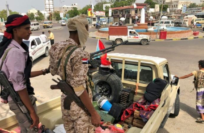 Yemen'de darbe ve taraflar