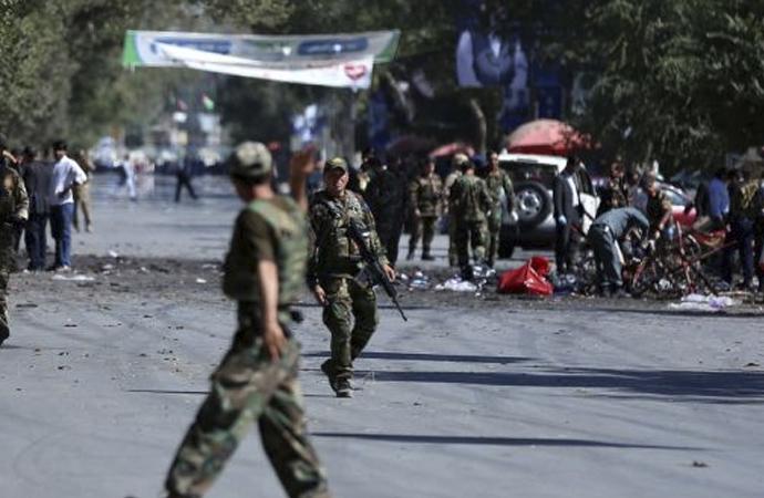 Afganistan'a başsağlığı