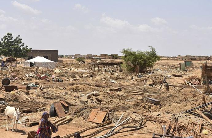 STK'lar Sudan için seferber oldu