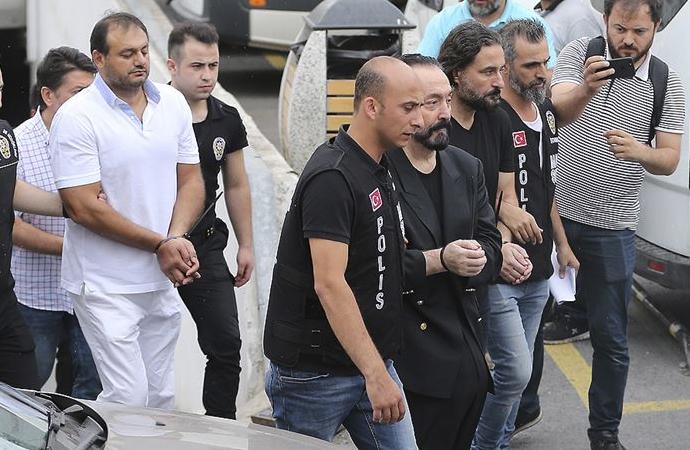 """Adnan Oktar, F. Gülen için """"Akli dengesinin yerinde olmadığı belli"""" dedi"""