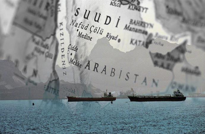 Riyad, ABD öncülüğündeki deniz koalisyonuna katıldı