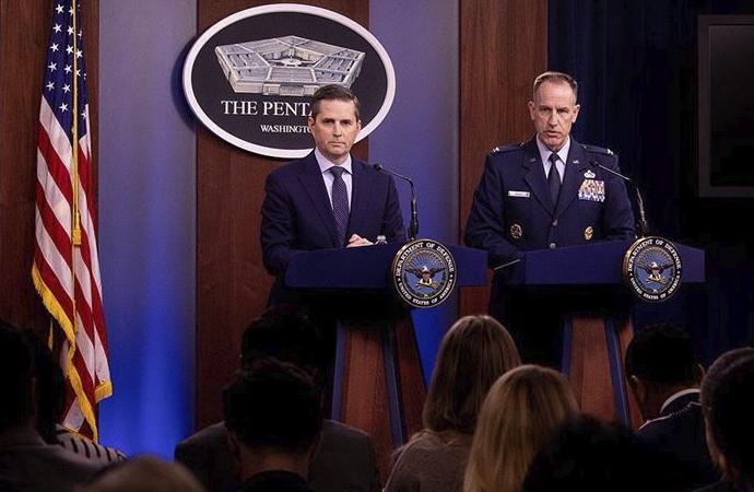 Pentagon'dan ARAMCO açıklaması