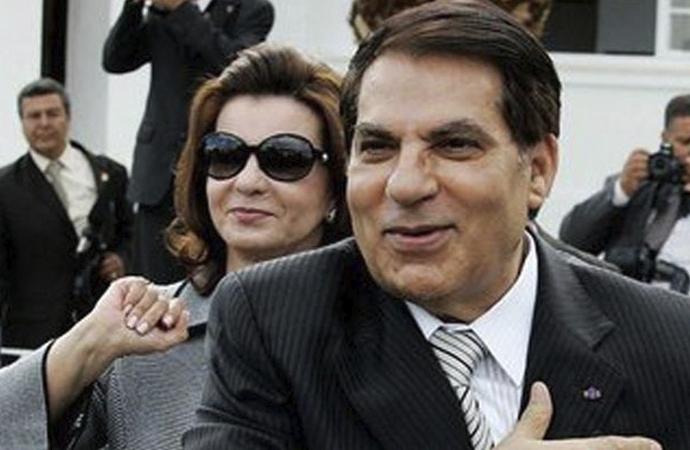 Devrik diktatör Bin Ali hayatını kaybetti