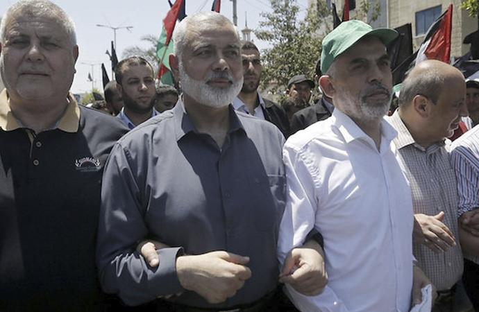 Hamas'tan 'Birlik için her çabaya varız' açıklaması