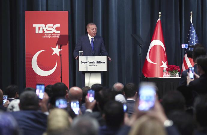 Erdoğan: 'Her şart altında doğruları söyleyeceğiz'