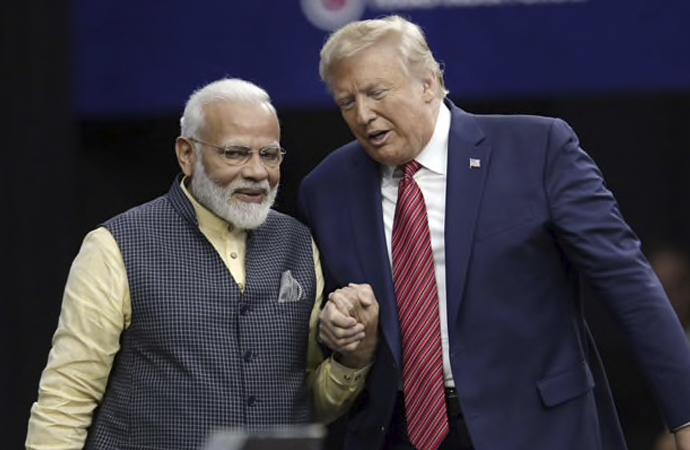 'Beyaz Saray, Hindistan'ın gerçek dostu'