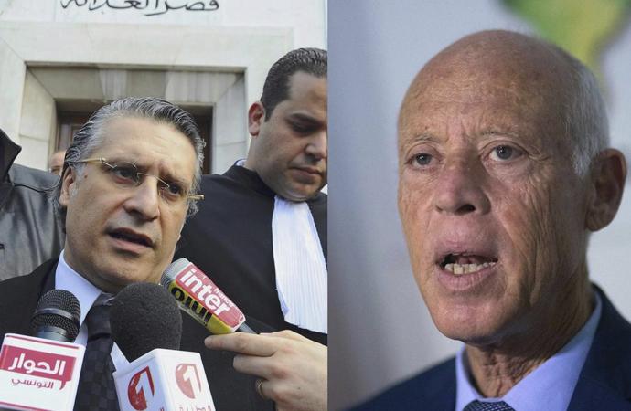 Tunusluların önündeki iki seçenek