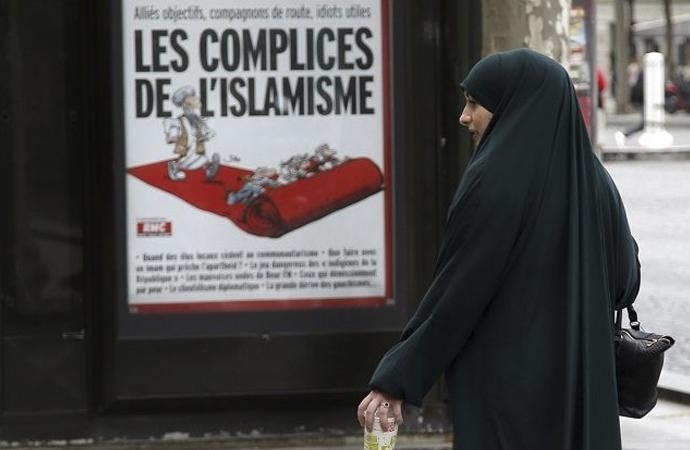 Fransa'da Laiklik ve İslam Anketi