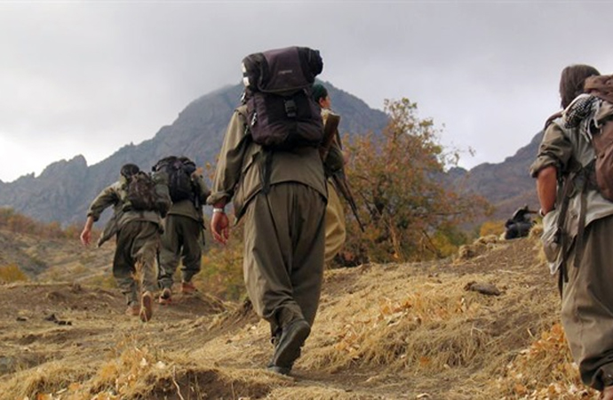 2016'dan bu yana 526 PKK'lı terörist ikna yoluyla teslim oldu